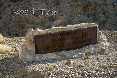 Road Trip! (W9JIM) Tags: w9jim dvnp deathvalley olddeathvalleysign lippencottgrade canon10d 1740mm 40mm rusty roadtrip deathvalleynationalmonument