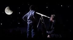 Stargazing (Pennan_Brae) Tags: coming2018 movie oregonfilm spacefilm spacemovie featurefilm comingsoon filmmaker filmmaking indiefilm telescope stargazing stargaze astronomy indie film astronot actor actress filming actors stargazer full moon