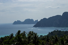 Phi Phi viewpoint (Lauro Meneghel) Tags: thailand asia 2018 sea andaman island koh phi phiphi paradise water wow sand view viewpoint blue thai tailandia travel trip southeastasia exploring adventure world culture discover vibes sensations stunning emotions