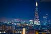 London, February 2018 (imageneer) Tags: 53mm night tatemodern building london architecture nightscape cityscape fuji theshard xt2 xf35mm fujifilm skyscrapper