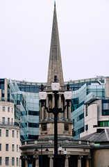 Broadcasting House (The Green Album) Tags: bbc broadcasting house news entertainment church spire london allsoulslanghamplace modern historic 19th century 20th fujifilm xt2