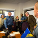 Governor Phil Murphy holds a press conference to provide an update on the Nor'easter storm recovery efforts in New Jersey on Thursday, March 8th, 2018. Edwin J. Torres?Governor's Office.