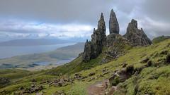 Old man of Storr (Ramireziblog) Tags: old man storr skye island trotternish scotland schotland rots landscape landschap nature natuur ridge canon 6d