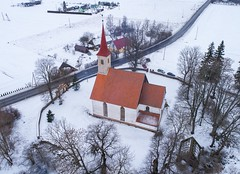 """Rannu St. Martin's Church • <a style=""""font-size:0.8em;"""" href=""""http://www.flickr.com/photos/47317694@N02/40042819144/"""" target=""""_blank"""">View on Flickr</a>"""