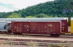MP 368213 (Chuck Zeiler) Tags: mp 368213 railroad boxcar freight car box cotter train chuckzeiler chz