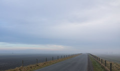 20180312 - Road to work - 50 and mellow (Frode Numan) Tags: mist ochtend sintmaarten westfriesedijk zijpe