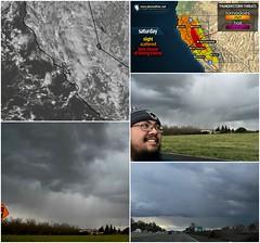 Thunderstorms Erupt Around California (3-3-2018) #77 (54StorminWillyGJ54) Tags: californiarain californiathunderstorms thunderstorm thunderstorms storms storm winter2018 march2018 weneedrain stormyweather stormchasing stormchaser tstorms stormchasers severeweather