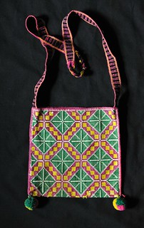 Huichol Morral Bag Mexico