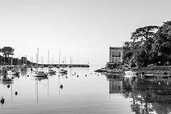 Pornic (syl20_44) Tags: pornic loire atlantique france syl20 44 canon 70d boats sea harbour reflection mirror oil winter town