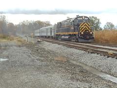 DSC01651 (mistersnoozer) Tags: lal shortline railroad rgvrrm excursion train alco c425 locomotive