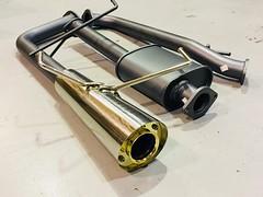 hks pipe (Nicola_R) Tags: hks windmaster toyota celica