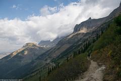 20170910-DSC_0349.jpg (bengartenstein) Tags: canada banff glacier nps glaciernps montana canada150 mountains moraine morainelake manyglacier lakelouise hiking fairmont
