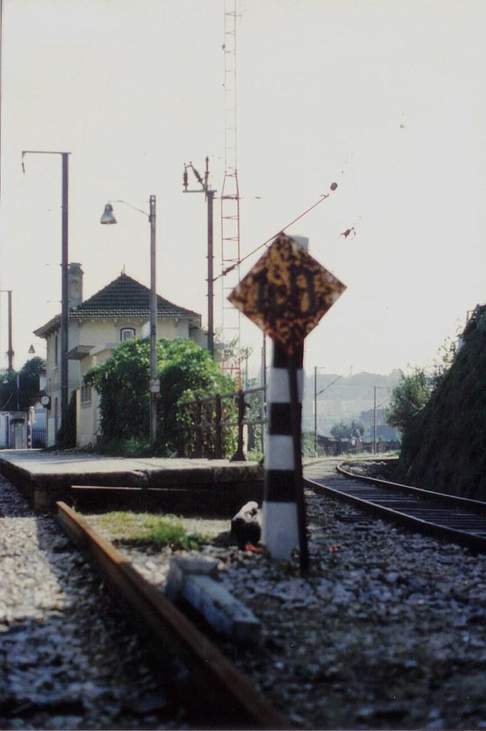 Estação, Chellas — © 1990-91