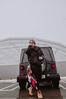 MLZ-37 (qauqe) Tags: vsco instagram ig model fashion ootd tallinn estonia girl woman photography portrait urban city parking lot car jeep shane dawson drew scott inspired inspiration winter timberland classics jjstreet streetstyle