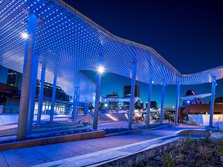 Yagan Square Amphitheater , Perth