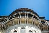 Beautiful blacony at Ramnagar Fort (asheshr) Tags: banaras d7200 fort ganga ganges historicmonument incredibleindia india monument nikon nikond7200 onthebankofganga onthebankofganges ramnagar ramnagarfort uttarpradesh varanasi architecture building balcony castironbalcony oldbuilding