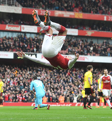775017946SM024_Arsenal_v_Wa (Stuart MacFarlane) Tags: englishpremierleague sport soccer clubsoccer soccerleague london england unitedkingdom gbr