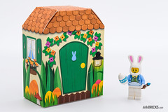 REVIEW LEGO 5005249 Easter Bunny (hello_bricks) Tags: review lego 5005249 easter bunny lapin