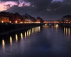 Florence mood (Robyn Hooz (away)) Tags: firenze arno luci pontevecchio mood tuscany toscana crepuscolo river flow flusso memories