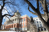 Massachusetts state house (ewan.osullivan) Tags: statue boston massachusettsstatehouse dome generalhooker