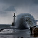 Aberdeen South Breakwater ....