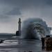 Aberdeen South Breakwater ....
