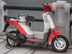 old small bike