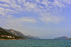 Tisan Koyu(EXPLORE) (cengizskpl) Tags: sky cloud blue sea mersin tisankoyu silifke mountain landscape nature turkey nikon7200 1855 grouptripod phototime explore 08032018