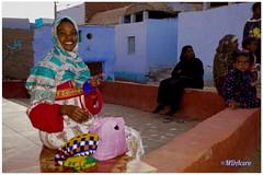 La mirada (mariadoloresacero) Tags: bonheur happy joie alegría acero mdacero ilca68 sony pretty beauté belleza babies children niños women femmes mujeres city village pueblo nubio egypte egypt egipto nubia