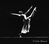Balance! (Zaahir Muhammad) Tags: style grace beauty bold black dance art blackartsmovement thelmahillperformingartscenter tmax3200 kodak