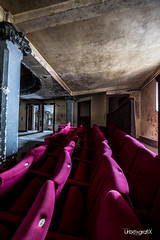 Urbex : Théâtre des Nantis (Oreo Urbexgrafix) Tags: photography photo picture pics image photographie nikon instagram flickr facebook 500px urbex exploration explo beautiful wonderful amazing surrender magnificent resignation splendid lovely marvelous gorgeous great color colorfull ghost decay abandoned deserted derelict forsaken disused abbandonato verlassen verlaten forlatt abandonado заброшенный övergiven opuštěný forgotten lost place lostplace light urban urbaine decaying beauty théâtre theater italienne plafond strapontin scène