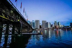 DSC00715 (Damir Govorcin Photography) Tags: architecture buildings skyline zeiss 1635mm sony a7rii bridge darling harbour sydney