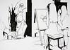 P1017903 (Gasheh) Tags: art painting sketch line pen gasheh 2018