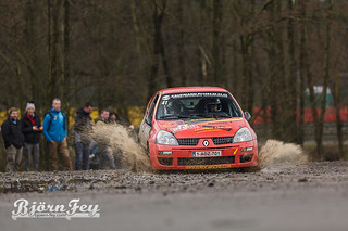 Spa Rally 2018