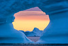 Disko Bay (dawvon) Tags: greenlandsea greenland sunrise sunset nature midnightsun nordic ilulissat bluehour atlanticocean diskobay arcticcircle magichour qaasuitsup arcticocean landscape travel europe iceberg twilight dawn diskobugten dusk goldenhour grønland halflight jacobshaven jakobshavn kalaallitnunaat qaasuitsupkommunia qeqertarsuuptunua qaasuitsupkommune