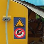 Don't climb on trains. thumbnail