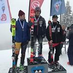 FIS BC Cup Men SL Podium - Grouse