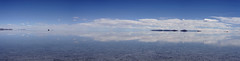 Salar de Uyuni panorama (khandozhkoa) Tags: panorama landscape sky water blue travel traveler bolivia america vacation 2018 sony sonyalpha a7riii a7 24120f4g wideangle worldwide dreamscape landscapesdreams amateurs digital
