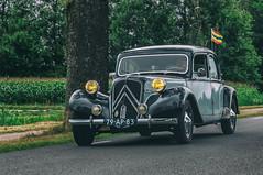"Citroën 11 B ""Traction Avant"" (Roberto Braam) Tags: 79ap83 citroën french car voiture tractionavant 11b classic oldtimer vehicle outdoor europe klassieker landscape old european vehikel scenery vintage automobile europa"
