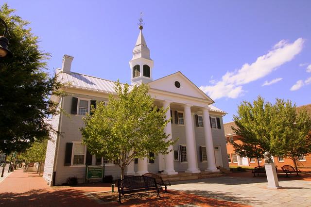 Shenandoah County Courthouse - Woodstock, VA