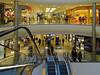 Altmarktgalerie (Veit Schagow) Tags: altmarktgalerie dresden shopping mall shoppingmall city einkaufen rolltreppe bewegung moving bewegungsschärfe movingblur