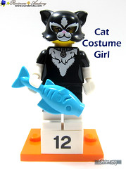 12) Cat Costume Girl (WhiteFang (Eurobricks)) Tags: lego collectable minifigures series city town space castle medieval ancient god myth minifig distribution ninja history cmfs sports hobby medical animal pet occupation costume pirates maiden batman licensed dance disco service food hospital child children knights battle farm hero paris sparta historic brick kingdom party birthday fantasy dragon fabuland circus