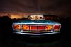 Dodge (Daniel Pastor 70) Tags: roja noche nocturna iluminacion coches clasicos car automocion colores luz