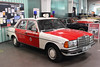 Fire Chief's W123 (Schwanzus_Longus) Tags: schuppen 1 eins bremen german germany old classic vintage car vehicle sedan saloon fire fighting department brigade chief feuerwehr mercedes benz 230