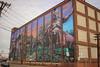Distort (NJphotograffer) Tags: graffiti graff new jersey nj legal wall mural disto distort aids crew goa
