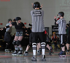 IMG_1005 crop 1 (KORfan) Tags: referees officials madrollindolls reservoirdolls unholyrollers rollerderby