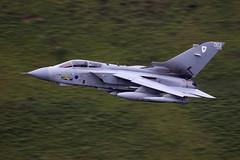 You looking at me? (Jon Hylands) Tags: 13 squadron tornado royal air force raf gr4 lowlevel low lfa7 loop wales