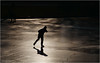 Dark Skater (Hindrik S) Tags: skating skater rider ride reedride iis ijs ice eis silhouet silhouette light backlight tegenlicht tsjinljocht water winter liwwadden leeuwarden ljouwert fryslân friesland netherlands 2018 lf2018 kulturelehaadstêd2018 kh2018 sonyphotographing sony sonyalpha α57 a57 slta57 tamron tamronaf16300mmf3563dillvcpzdmacrob016