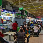 Food court at the Tekka Centre in Little India, Singapore thumbnail