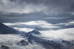Winter Wonderland (Rich Walker75) Tags: brecon beacons wales mountain mountains snow landscapes landscape landscapephotography sky cloud greatbritain colour canon eos100d efs1585mmisusm eos